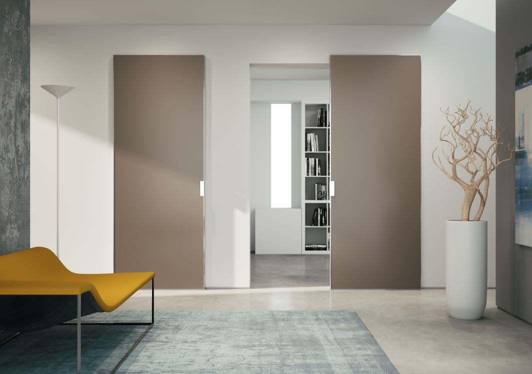 concealed internal sliding door system from box15