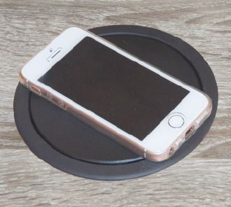 Automatic Pop Up Power Tower Wireless Charger