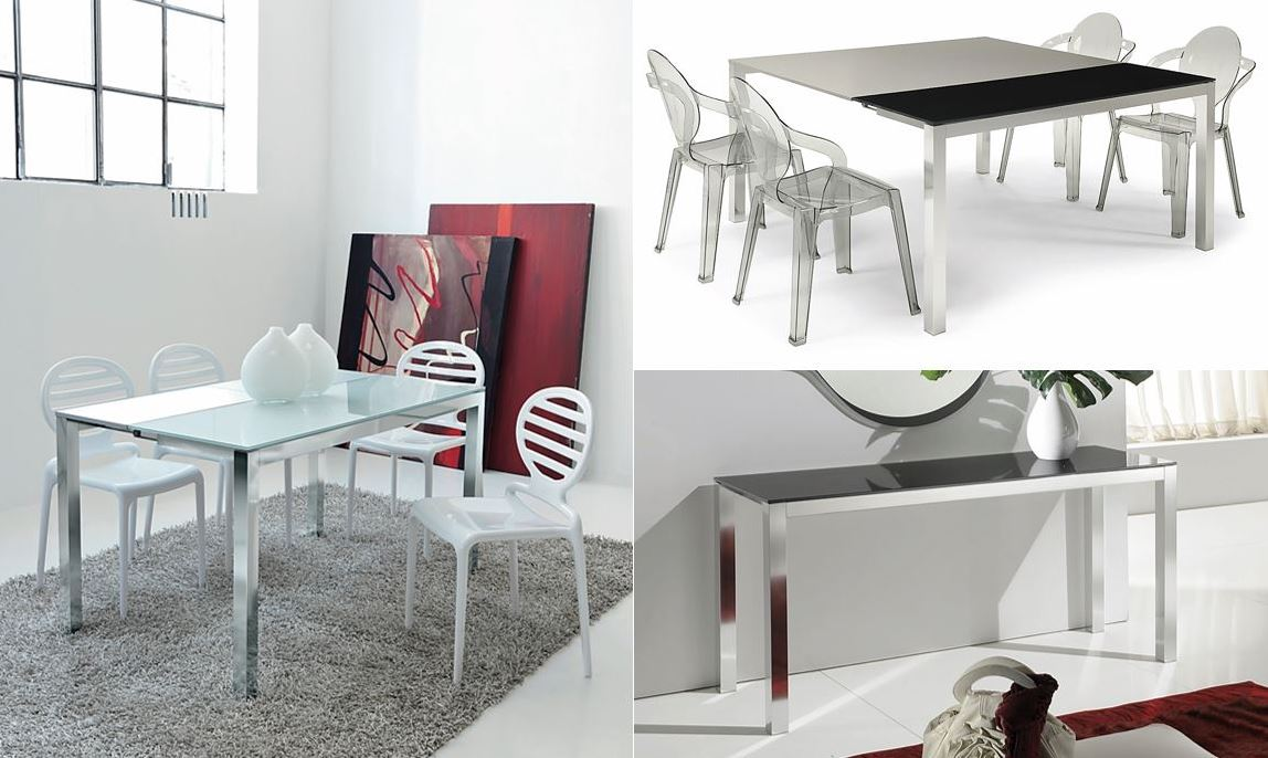 SLIM & SLIM XL Extendable Tables