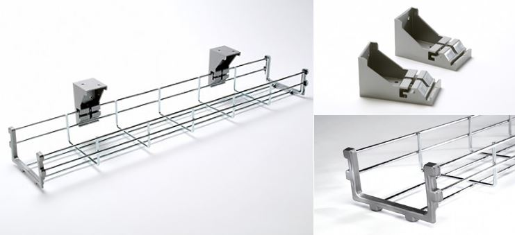 Cable Basket Mounting Guide